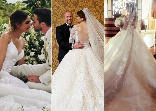 Dubai Designer Michael Cinco\'s Wedding Dresses Are Seriously Out Of ...