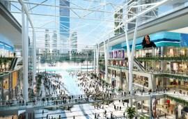 This Futuristic New Mall Should Open In Dubai In 2020