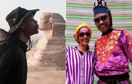 Will Smith Is Basically Having The Best Time In North Africa Right Now