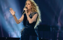 Céline Dion Sports Elie Saab For This Emotional Musical Tribute