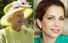 Princess Haya Pays Tribute To One Of The 'Greatest Queens' Of All Time