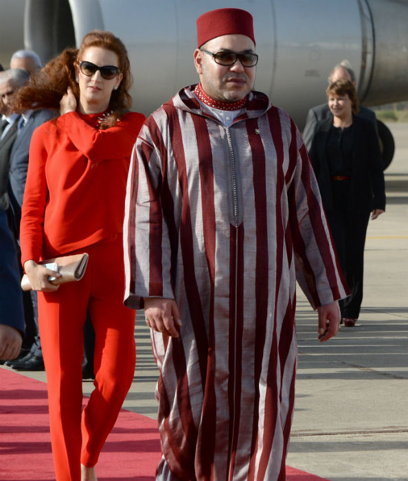 king Mohammed VI of morocco