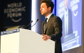 Crown Prince Of Jordan: 'Arab Youth Want A Chance To Make A Difference'