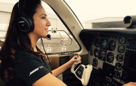 This Afghani Female Pilot Wants To Set An Incredible World Record