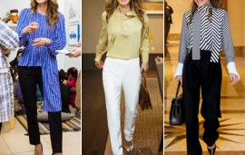 Steal Her Style: This Is Where Queen Rania's Latest Looks Are From…