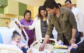 This Bollywood Legend Just Made The Best Surprise Visit In Dubai