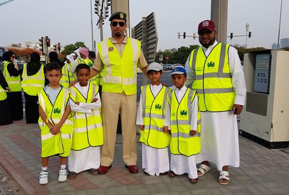 customs iftar volunteer