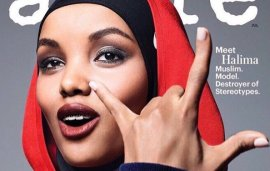 Halima Aden Makes History As This US Magazine's First Hijabi Cover Star