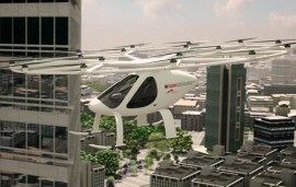 Flying Taxis Will Be Coming To Dubai This Year (Yes, Really)
