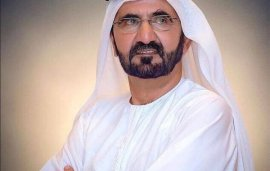 Sheikh Mohammed's Family Celebrated His Birthday In The Best Way