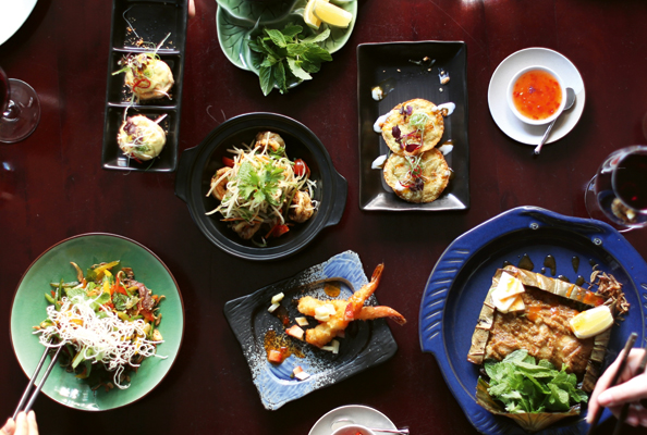 Best for sharing: 50 Flavours of Vietnam at Hoi An, Shangri-La, Dubai