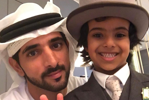 Sheikh Hamdan And Maj: On National Friendship Day, Here's A