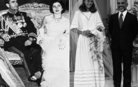 These Throwback Wedding Photos From Famous Middle Eastern Royals Are Beyond Beautiful…