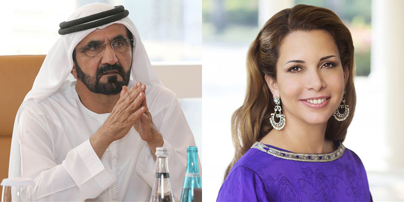 Why Sheikh Mohammed and Princess Haya are calling for action