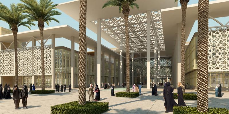 saudi-womens-university