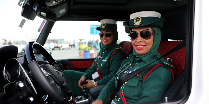 how to get a police check in uae