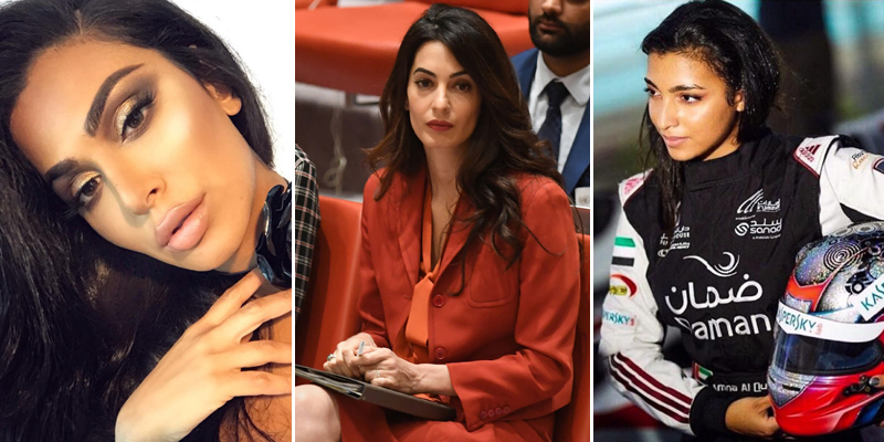 10 Middle Eastern women who totally crushed it in 2017