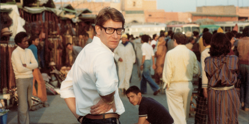 Inside designer Yves Saint Laurent s love affair with Morocco. YSLmain 0d9c2a98271