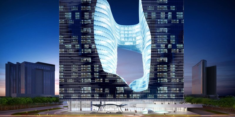 D Art Exhibition Jbr : The opus everything you need to know about zaha hadid s