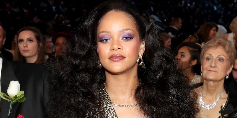Rihanna dating who in Australia