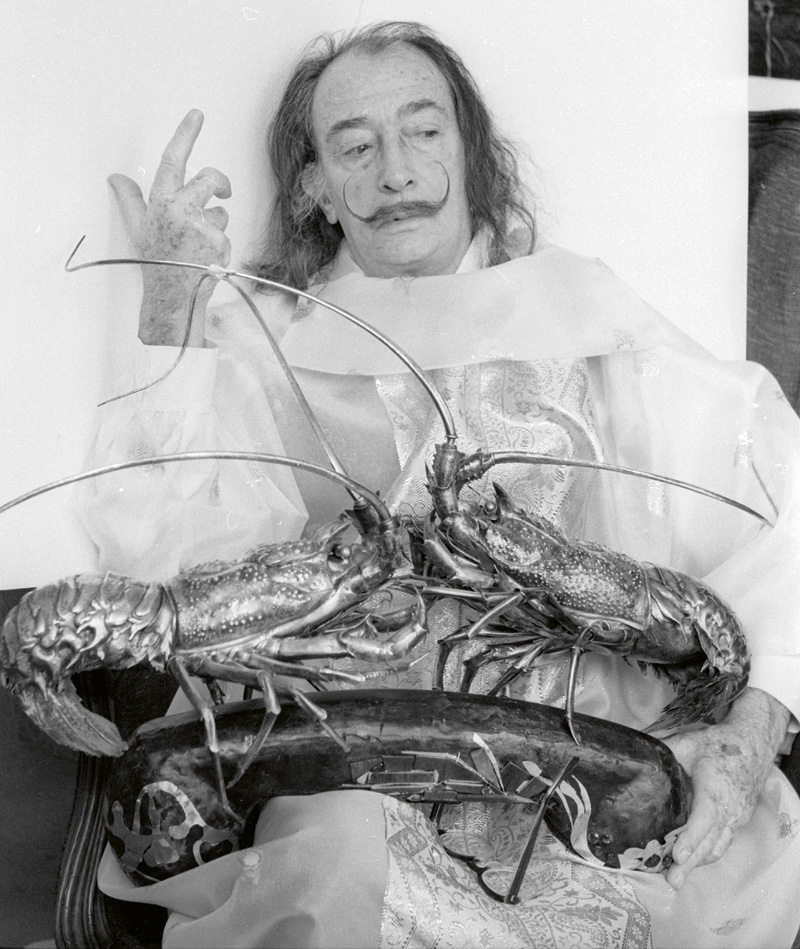 In pictures: The secret life of Spanish surrealist Salvador Dalí