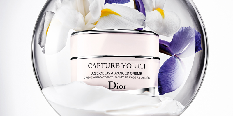 Plump Filler Age-Delay Plumping Serum, Dhs375, and Age-Delay Advanced Crème, Dhs316, Dior Beauty