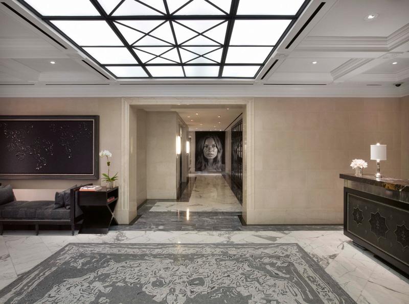 surrey new york art hotels