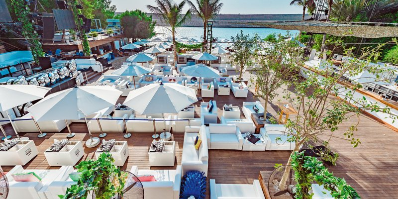 For Ibiza vibes: Blue Marlin Ibiza, UAE