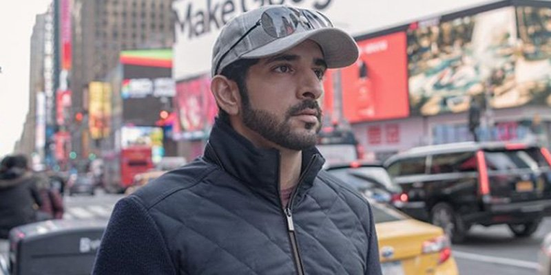 HH Sheikh Hamdan's New York adventures have us planning a