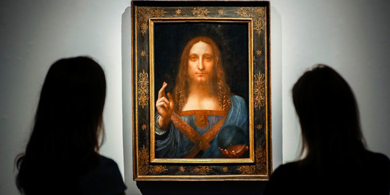 Youll Soon Be Able To See The Worlds Most Expensive Painting In