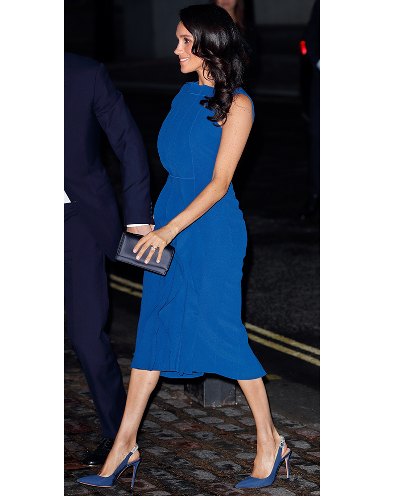 favourite pregnancy looks from Meghan Markle