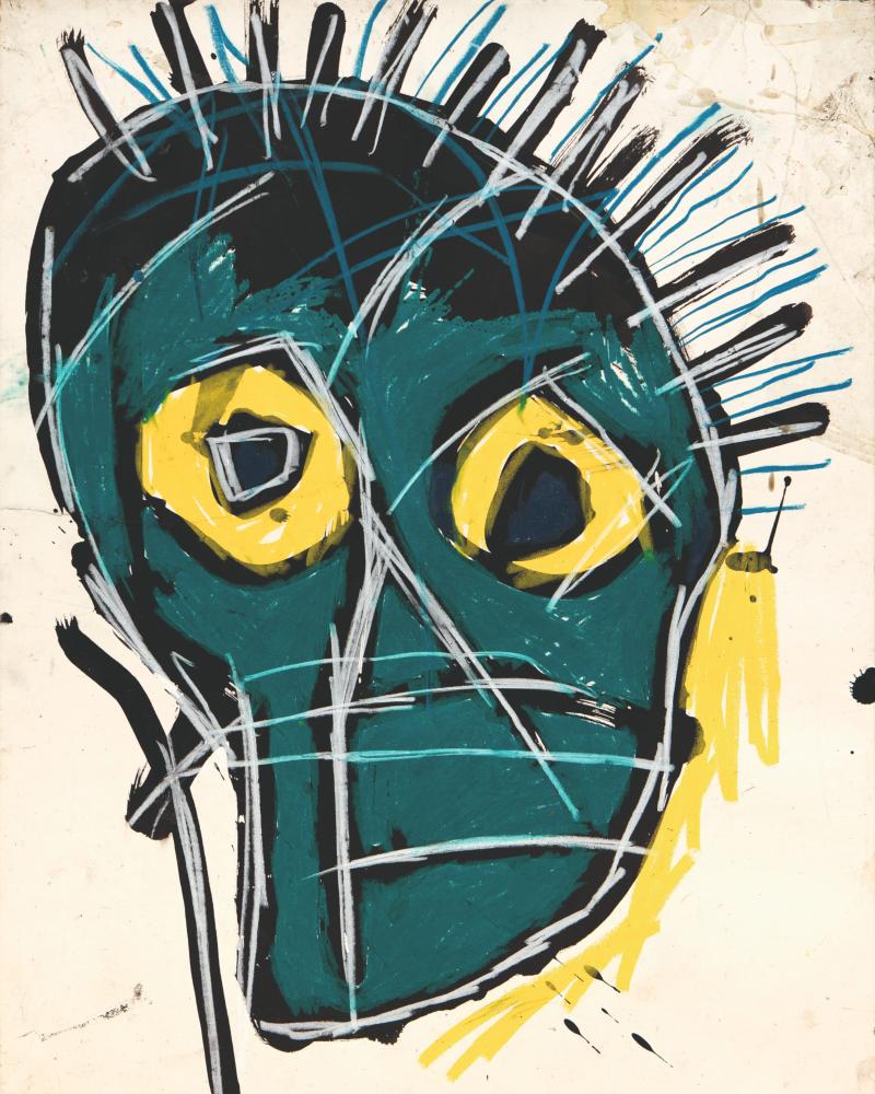 Jean-Michel Basquiat Art