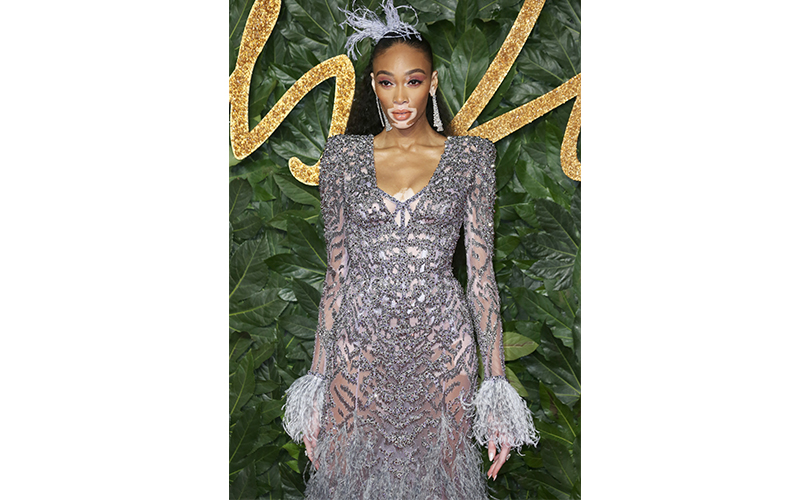 best dressed at the British Fashion Awards 2018
