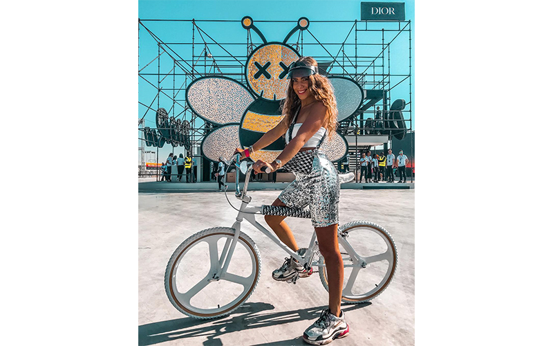 best dressed at sole dxb 2018