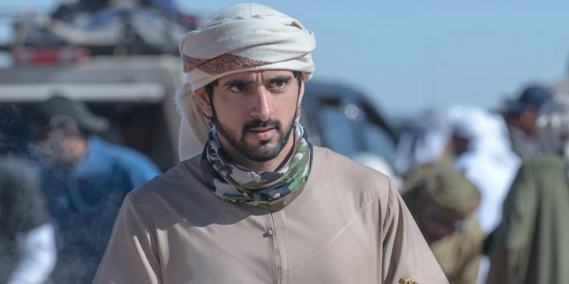 Our ten favourite posts by HH Sheikh Hamdan in 2018