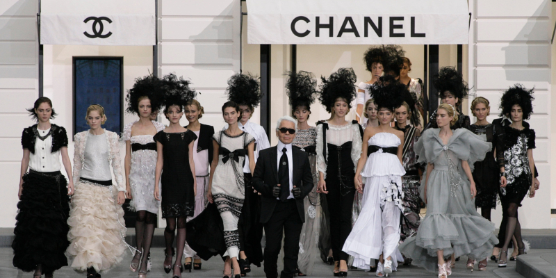 KARL LAGERFELD A look back at the fashion icon ahead of the
