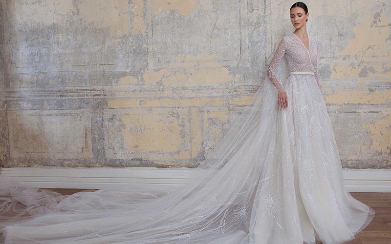 GEORGES HOBEIKA bridal spring 2020