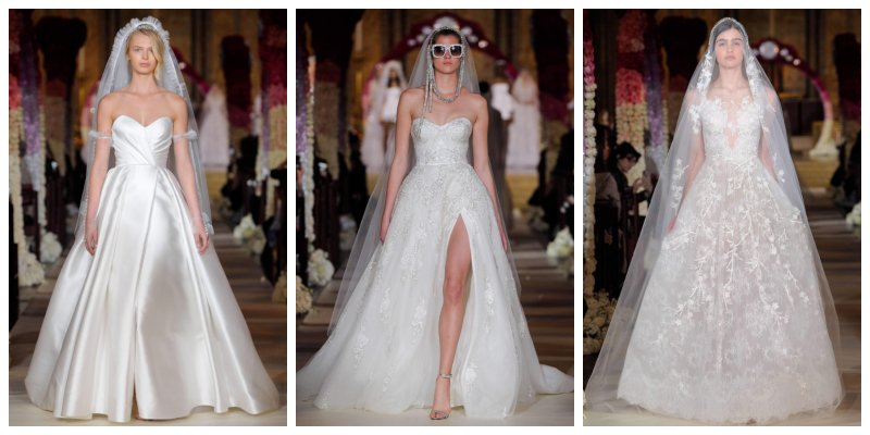Reem Acra S Latest Bridal Collection Is What Dreams Are Made Off