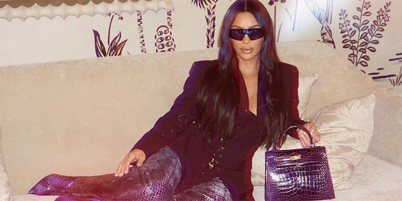 dfe3367d7ba5 You won't believe how much Kim Kardashian earns per Instagram post –  Emirates Woman