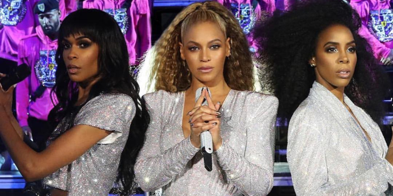 Beyonce Tour 2020.Destiny S Child Are Rumoured To Be Planning A 2020 World Tour