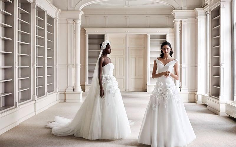Viktor & Rolf Mariage Spring/Summer 2021 wedding dresses bridal gowns wedding