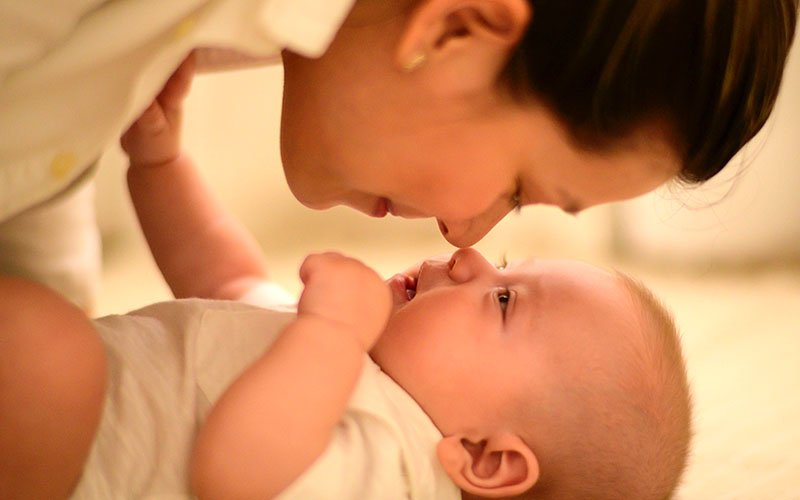 baby advice sleep expert tips