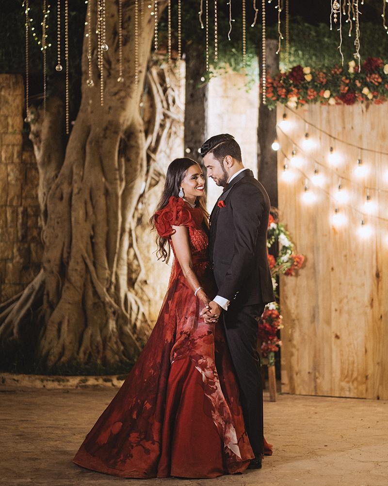 mumbai wedding inspiration emirates woman bride