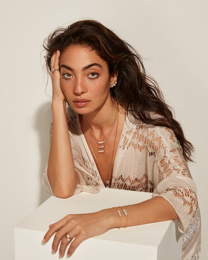 Escape to the Maldives with Dubai-based jewellery designer Noora Shawqi
