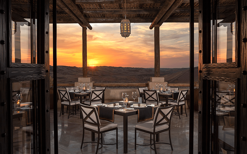 Qasr Al Sarab Desert Resort new offers 2020