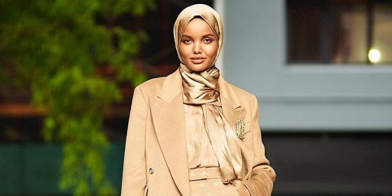 Halima Aden makes a return to the fashion world – Emirates Woman