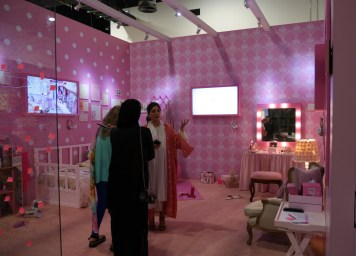 Power of Pink room1