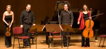 January 14th/2007 - Premiere Fantasy on Istanbul Tunes with Chen Halevi, Natalie Clein & Marina Chiche