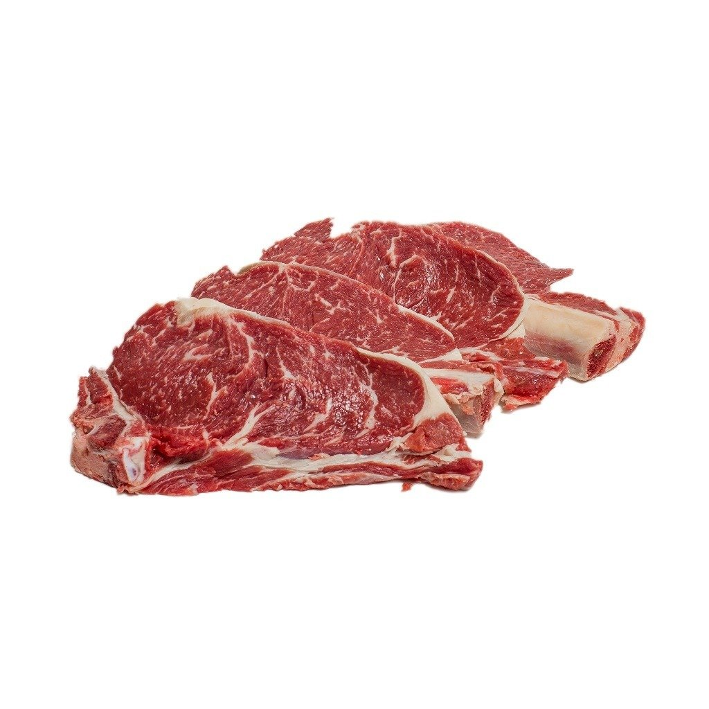 Halal Strip Steak 1 Piece 1 5 In Cut 1 5 Lb Emir
