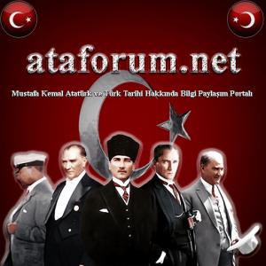 Atatürk'ü Benimseyenlerin Portalı